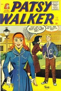 Cover Thumbnail for Patsy Walker (Marvel, 1945 series) #77