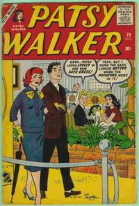 Cover Thumbnail for Patsy Walker (Marvel, 1945 series) #79