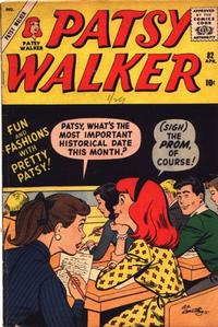 Cover Thumbnail for Patsy Walker (Marvel, 1945 series) #82