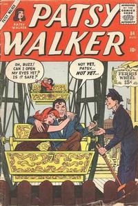 Cover Thumbnail for Patsy Walker (Marvel, 1945 series) #84