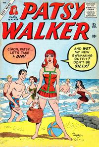 Cover Thumbnail for Patsy Walker (Marvel, 1945 series) #85