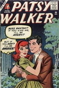 Cover Thumbnail for Patsy Walker (Marvel, 1945 series) #86