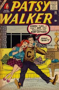 Cover Thumbnail for Patsy Walker (Marvel, 1945 series) #88