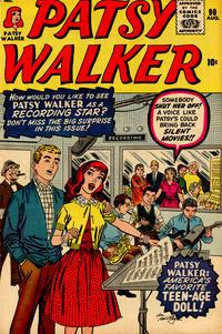 Cover Thumbnail for Patsy Walker (Marvel, 1945 series) #90