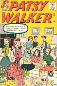Cover Thumbnail for Patsy Walker (Marvel, 1945 series) #92