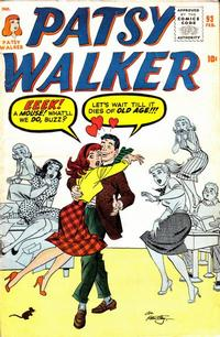 Cover Thumbnail for Patsy Walker (Marvel, 1945 series) #93