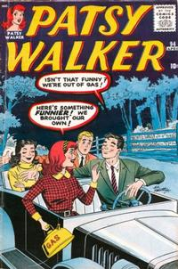 Cover Thumbnail for Patsy Walker (Marvel, 1945 series) #94