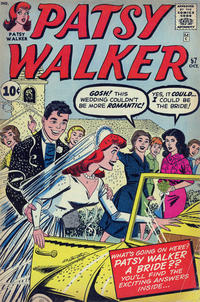 Cover Thumbnail for Patsy Walker (Marvel, 1945 series) #97