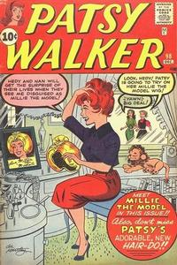 Cover Thumbnail for Patsy Walker (Marvel, 1945 series) #98