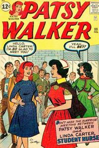 Cover Thumbnail for Patsy Walker (Marvel, 1945 series) #99