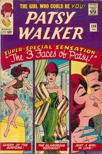 Cover Thumbnail for Patsy Walker (Marvel, 1945 series) #124