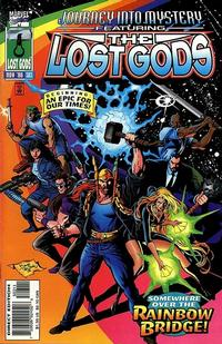 Cover for Journey into Mystery (Marvel, 1996 series) #503