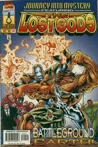 Cover for Journey into Mystery (Marvel, 1996 series) #504
