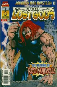 Cover Thumbnail for Journey into Mystery (Marvel, 1996 series) #508