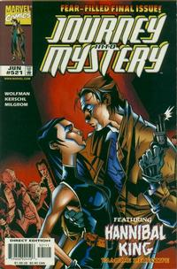 Cover Thumbnail for Journey into Mystery (Marvel, 1996 series) #521