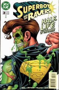 Cover Thumbnail for Superboy and the Ravers (DC, 1996 series) #3