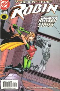 Cover Thumbnail for Robin (DC, 1993 series) #101