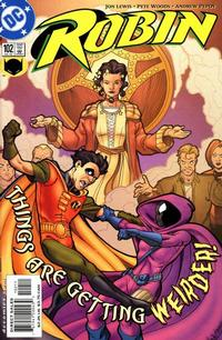 Cover Thumbnail for Robin (DC, 1993 series) #102