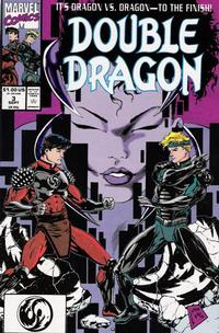 Cover Thumbnail for Double Dragon (Marvel, 1991 series) #3