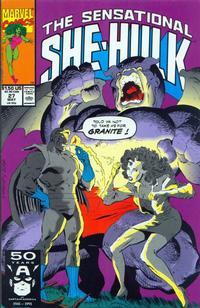 Cover Thumbnail for The Sensational She-Hulk (Marvel, 1989 series) #27