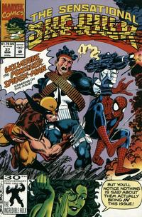Cover Thumbnail for The Sensational She-Hulk (Marvel, 1989 series) #37