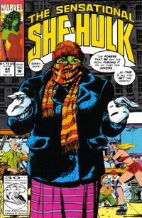 Cover Thumbnail for The Sensational She-Hulk (Marvel, 1989 series) #44