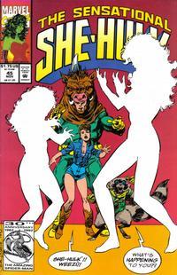 Cover Thumbnail for The Sensational She-Hulk (Marvel, 1989 series) #45