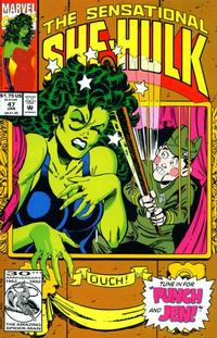 Cover Thumbnail for The Sensational She-Hulk (Marvel, 1989 series) #47