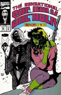 Cover Thumbnail for The Sensational She-Hulk (Marvel, 1989 series) #52