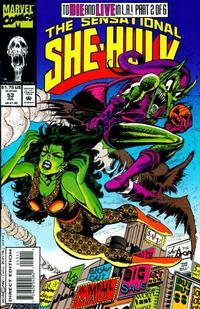 Cover Thumbnail for The Sensational She-Hulk (Marvel, 1989 series) #53