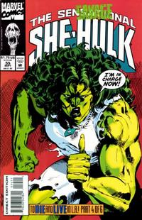 Cover Thumbnail for The Sensational She-Hulk (Marvel, 1989 series) #55