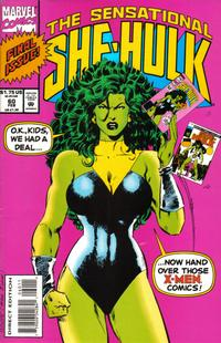 Cover Thumbnail for The Sensational She-Hulk (Marvel, 1989 series) #60