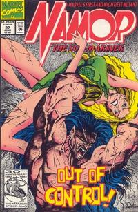 Cover Thumbnail for Namor, the Sub-Mariner (Marvel, 1990 series) #27