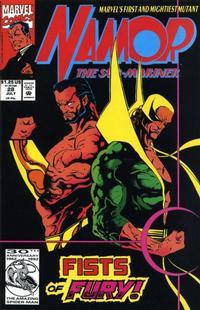 Cover Thumbnail for Namor, the Sub-Mariner (Marvel, 1990 series) #28