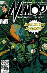 Cover Thumbnail for Namor, the Sub-Mariner (Marvel, 1990 series) #29