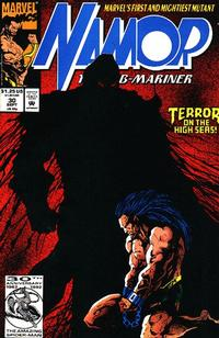 Cover Thumbnail for Namor, the Sub-Mariner (Marvel, 1990 series) #30 [Direct]