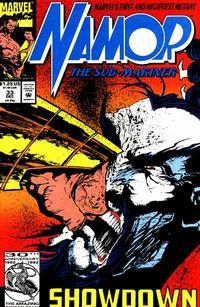Cover Thumbnail for Namor, the Sub-Mariner (Marvel, 1990 series) #33