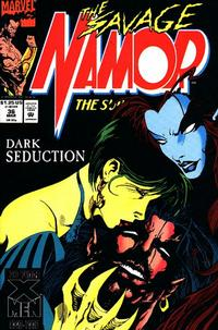 Cover Thumbnail for Namor, the Sub-Mariner (Marvel, 1990 series) #36