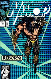 Cover for Namor, the Sub-Mariner (Marvel, 1990 series) #37
