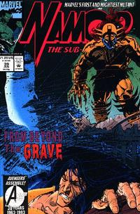 Cover Thumbnail for Namor, the Sub-Mariner (Marvel, 1990 series) #39