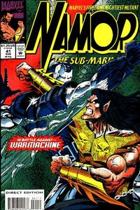 Cover Thumbnail for Namor, the Sub-Mariner (Marvel, 1990 series) #41