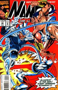 Cover for Namor, the Sub-Mariner (Marvel, 1990 series) #42