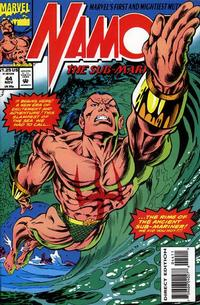 Cover Thumbnail for Namor, the Sub-Mariner (Marvel, 1990 series) #44