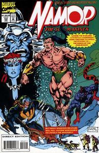 Cover Thumbnail for Namor, the Sub-Mariner (Marvel, 1990 series) #52