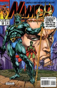 Cover for Namor, the Sub-Mariner (Marvel, 1990 series) #54