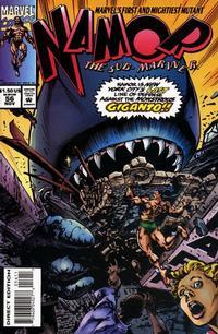 Cover Thumbnail for Namor, the Sub-Mariner (Marvel, 1990 series) #56
