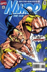 Cover Thumbnail for Namor, the Sub-Mariner (Marvel, 1990 series) #57