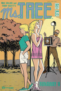 Cover Thumbnail for Ms. Tree (Renegade Press, 1985 series) #32