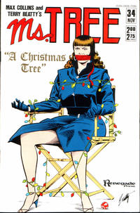 Cover Thumbnail for Ms. Tree (Renegade Press, 1985 series) #34