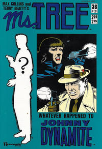 Cover Thumbnail for Ms. Tree (Renegade Press, 1985 series) #36